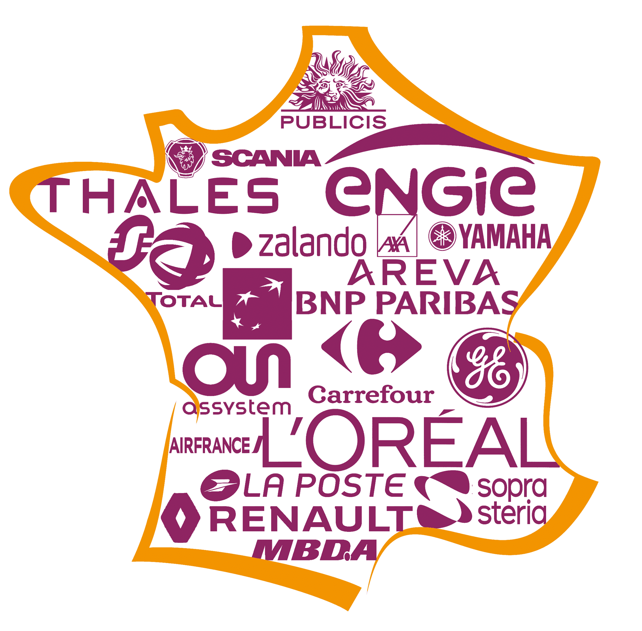 Collaborateurs AMJE Paris